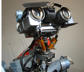 Johnny 5 from 'Short Circuit'